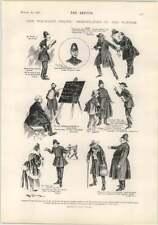 1905 Polyglot Police, Jules Verne, Great Queen St Theatre, Scottish Sailors