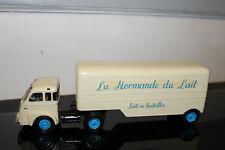 Très rare camion miniature truck Minitrucks La normande du lait à l'échelle 1:50