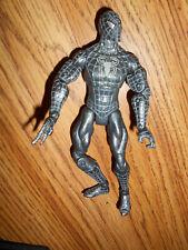 2007 Marvel Legends 6? Spider-Man 3 Black Symbiote Suit Figure Only