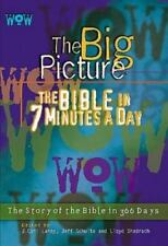 Wow-the Big Picture : The Bible in Ten Minutes a Day (1999, Hardcover) Format:Ha