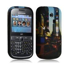 Housse coque etui gel pour Samsung Chat 335 S3350 avec motif LM19
