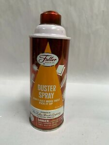 Vintage Fuller Brush Duster Spray Can Container (A5)