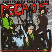 DURAN DURAN ~ Decade (Best Of)~ Original 1989 US Capitol label 13-track CD album