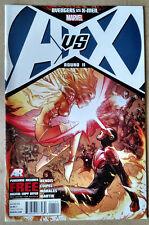 AVENGERS VS X-MEN #11 FIRST PRINT MARVEL COMICS (2012) PHOENIX CYCLOPS