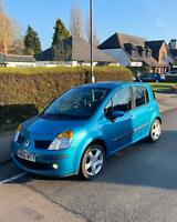 Renault Modus 1.5 dci mxim 12 months mot full service history