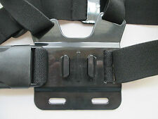 Action Camera Adjustable Chest Mount Harness For GoPro Hero 2/3