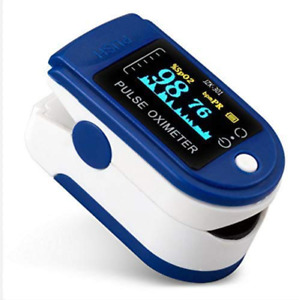 Zuvo Pulse Oximeter,Oxygen Saturation Monitor Spo2 Fingertip Pulse Oximeter Adul