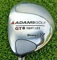 Adams Golf GT Tight Lies 5 Fairway Wood 19* / LH / Regular Graphite / gw9988