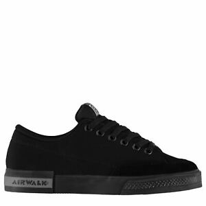 Airwalk Mitcham Sneakers Mens Gents Skate Shoes Laces Fastened Padded Ankle