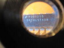 DM74LS74AN Dual Positive-Edge-Triggered D Flip-Flops with Preset, (2 ITEMS)