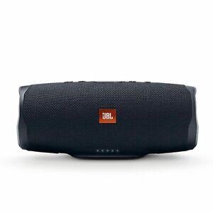 JBL  Bluetooth Speaker charge 4 portable speaker wireless best sound black color