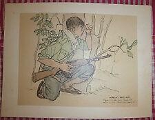 Vietnam Liberation War Art - A BRAVE SCOUT - Platoon Leader - 1965 - VC - 36