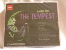 THOMAS ADES The Tempest Ian Bostridge Simon Keenlyside Kate Royal SEALED 2 CD