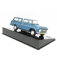 Classic Chevrolet Veraneio S Luxe 1971 1/43 Model Car Diecast Vehicle Collection