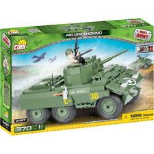 Cobi Toys Small Army WWII M8 Greyhound Armoured Car Building Set 2497