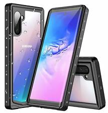 For Samsung Galaxy Note 10 / 10+ Plus Waterproof Case Cover w/ Screen Protector