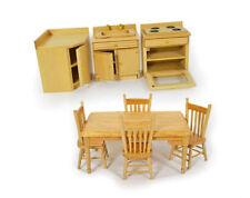 Mobilier tables pour maison de poupées miniature