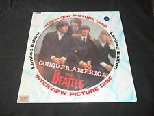 PictureDisc/Vintage   The Beatles  Conquer America BaktabakRecords UK