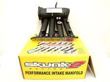 SKUNK2 INTAKE MANIFOLD EG EK DC2 B16A B17A B18C5 BLACK