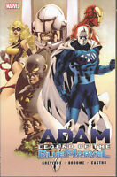 Adam Legend of the Blue Marvel  SC  New OOP  FREE Priority Mail