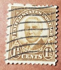 GM1 Warren Harding 1 1/2 Cent 1930 USED Stamp
