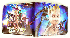 Baby I Am Groot Guardians of the Galaxy wallet purse id window zip pocket cards