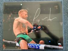 UFC Conor McGregor Signed Autographed 16x20 Photo COA