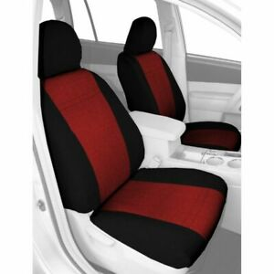 CalTrend Tweed Front Custom Seat Cover for Chevy 1988-1994 C2500 - CV139-02TT