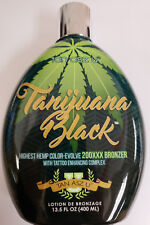 Tanijuana Black 200XXX Bronzer Tanning Lotion By Tan Inc. - 13.5 oz.