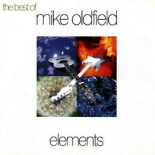 Mike Oldfield Elements The Best Of (Tubular Bells, Family Man) 90`s Virgin CD