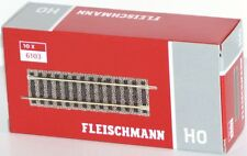 Fleischmann H0 6103-S Straight Track, Length 100 MM (10 pcs