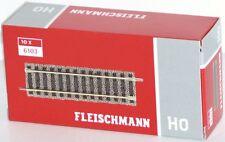 Fleischmann Rails droits de 105mm Réf 6103