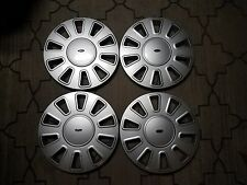 "Set of 4 New 2007 2008 2009 2010 Crown Victoria 17"" Hubcaps Wheel Covers 7050"