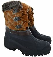 Caterpillar Charli Hiking Ankle Walking Leather Lightweight Boots Womens UK 3-8