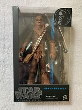 "Star Wars Black Series 6"" CHEWBACCA #04 - Blue Line - MISB"