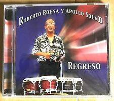"ROBERTO ROENA Y SU APOLO SOUND - ""REGRESO"" - CD"