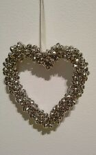 Small Hanging Bell Heart