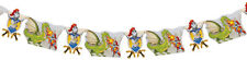 Knights And Dragons Medieval Birthday Party 3M Garland Banner Bunting Partyware