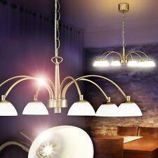 Lustre LED Plafonnier Lampe à suspension Laiton vieilli Lampe pendante 142143
