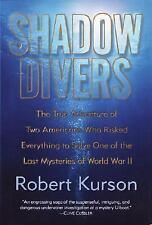 SHADOW DIVERS BY ROBERT KURSON (German U-Boot U-869, Battle of the Atlantic)