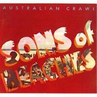 AUSTRALIAN CRAWL SONS OF BEACHES CD NEW