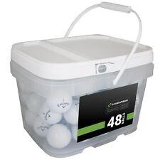 48 Callaway Superhot 55 Mint Used Golf Balls AAAAA *In a Free Bucket!*