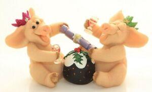 Collectable world-piggin'*Piggin' Christmas Cheer*No.14215-rare