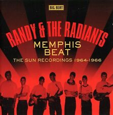 Randy & the Radiants - Memphis Beat: The Sun Recordings 1964-1966 [New CD] UK -