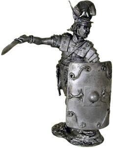 Rome. Legio III Gallica Option Tin toy soldiers.54mm miniature metal sculpture