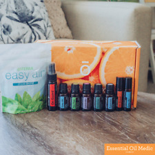 doTERRA Seasonal 9Piece WellnessBox On Guard EssentialOil Aromatherapy *FreePost