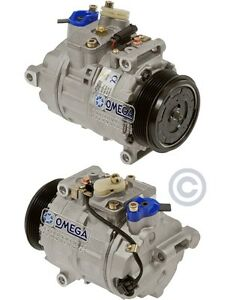 A/C AC Compressor Fits: Mercedes S500 GL550 ML550 E500 S430 S500 R350 See Chart