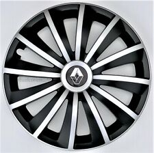 Set of 4x14 inch Wheel Trims for Renault Clio,Kangoo,Twingo,Megane