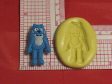 Toodee Cat Dragon Gabba Silicone Mold #89 For Chocolate Candy Resin Fimo Craft