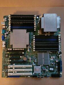 SUPERMICRO X8DTN+ Dual Server Motherboard LGA1366, 2 x Xeon L5630, 32GB RAM